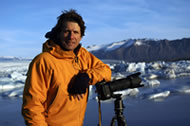 James Balog Extreme Ice Survey