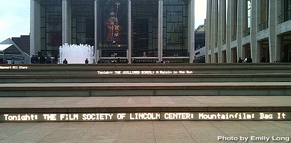 Mountainfilm at Lincoln Center