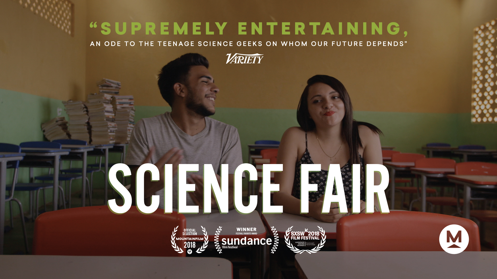 Science Fair: Annual Film Night Fundraiser