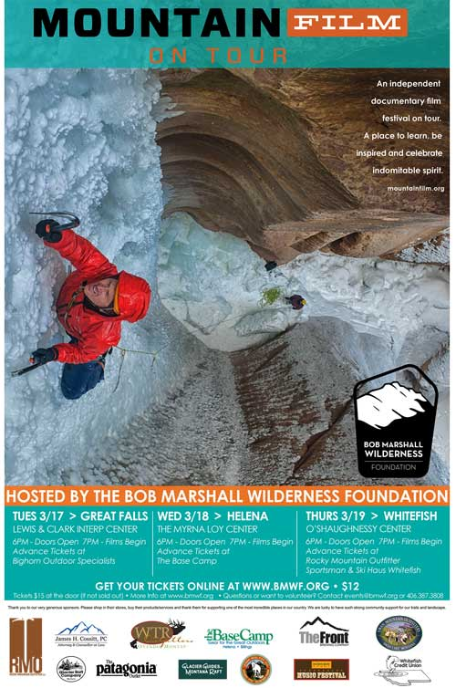 Bob Wildness Programs - Mountainfilm on Tour