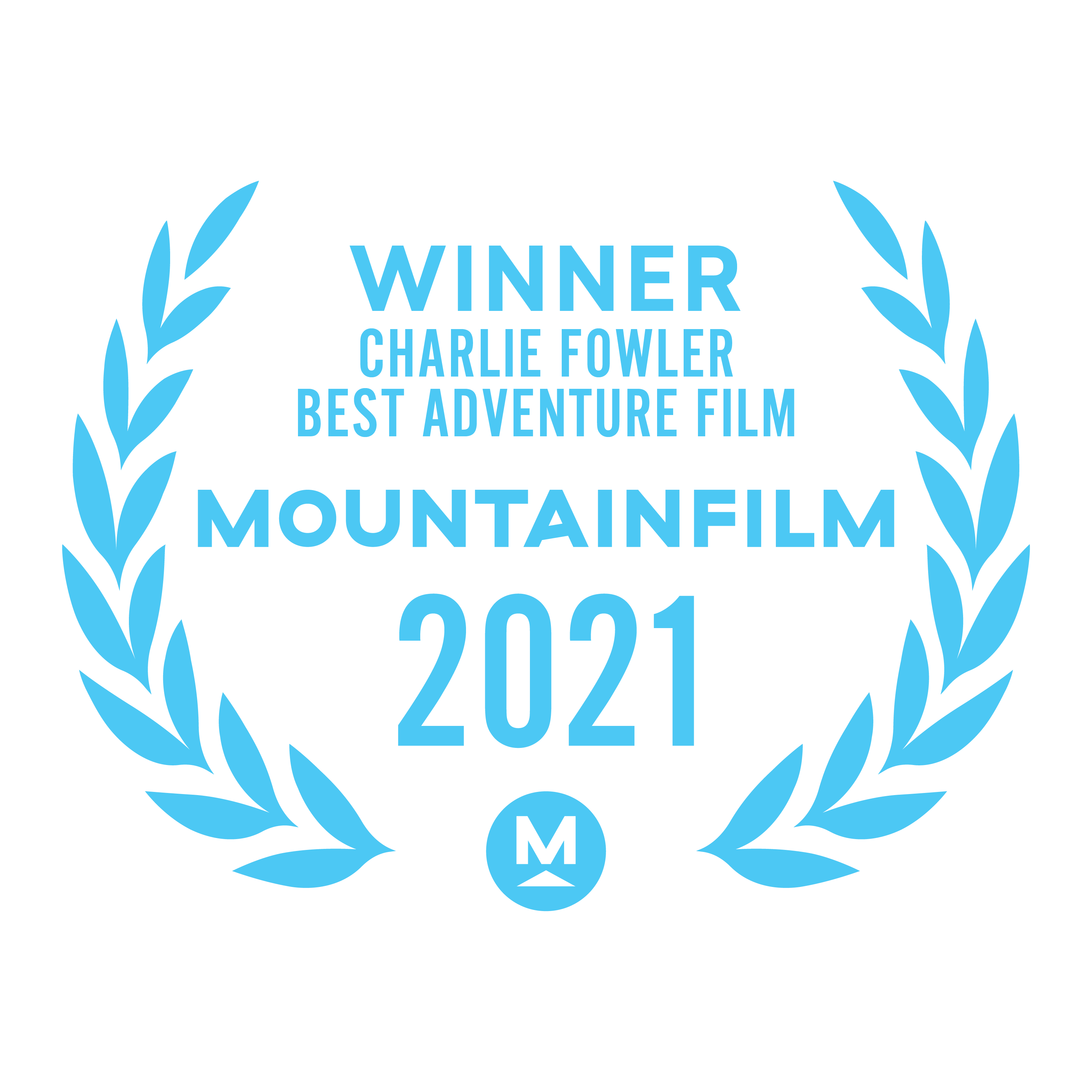 2021 Charlie Fowler Best Adventure Film Award