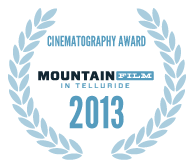 2013 Cinematography Award