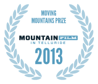 2013 Moving Mountains Prize