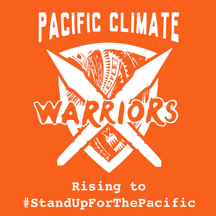 Take Action: Pacific Climate Warriors