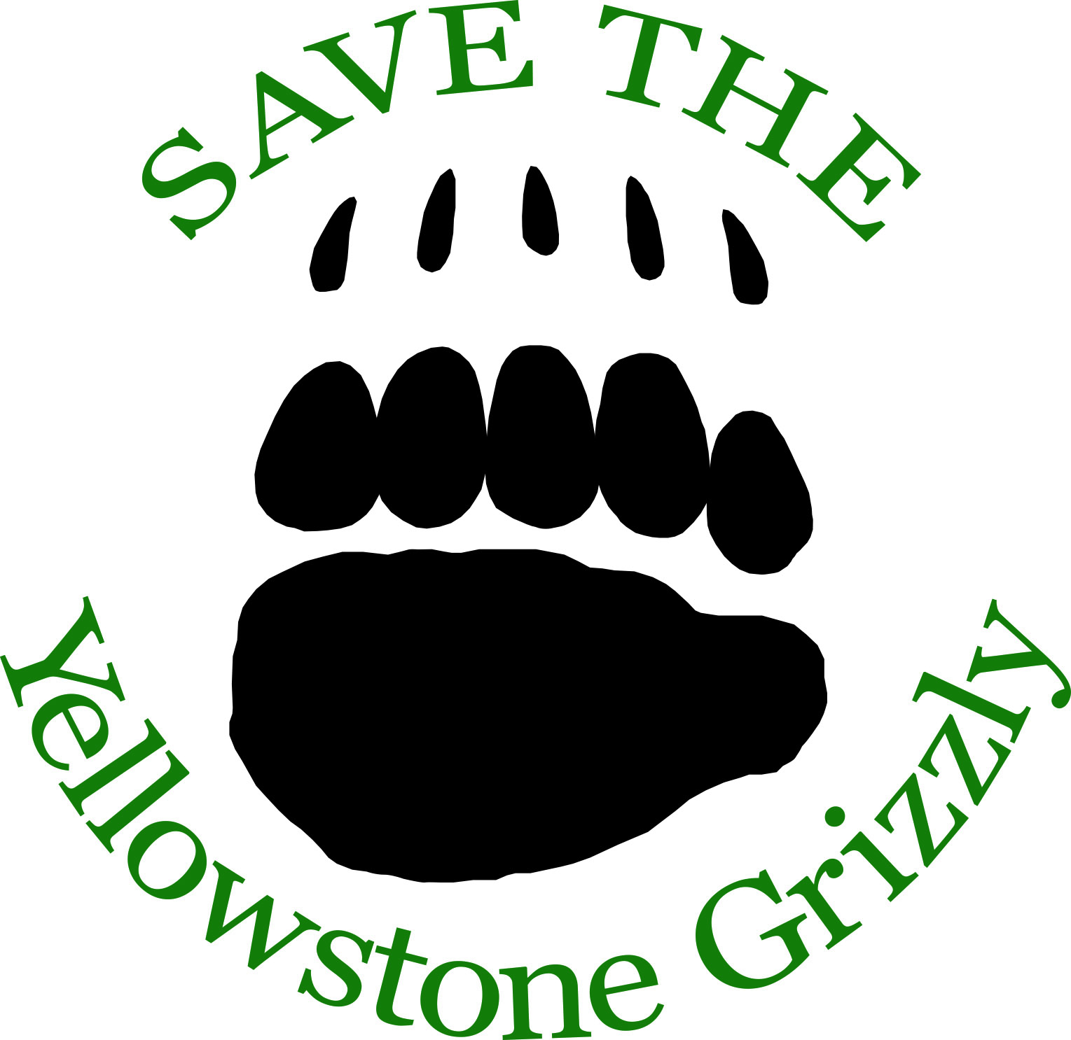 Save the Yellowstone Grizzly