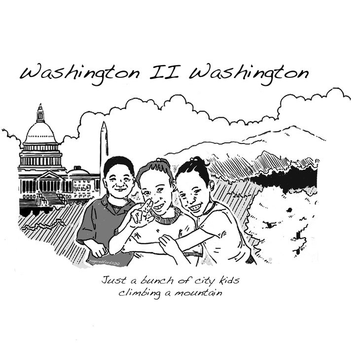 Washington to Washington