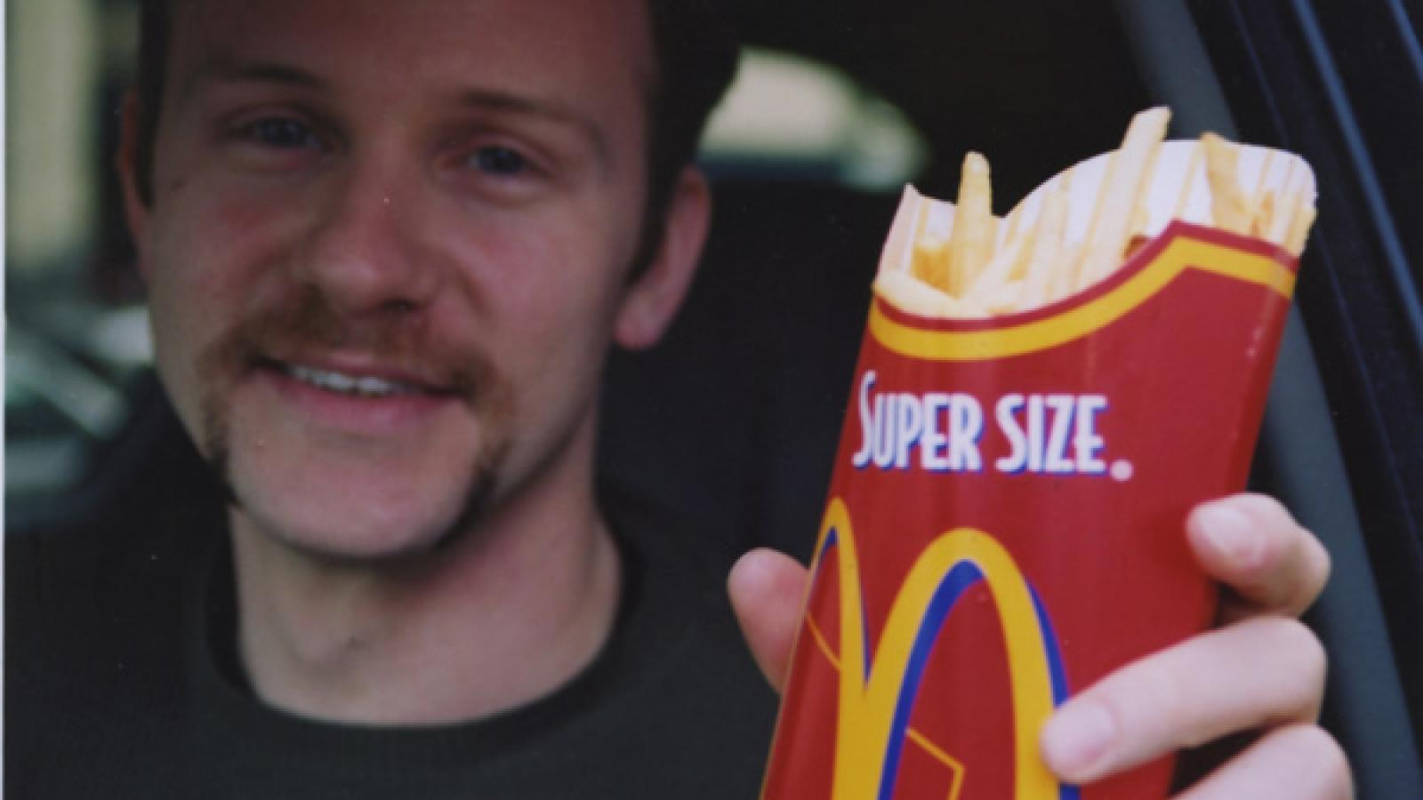 Supersize me before and after