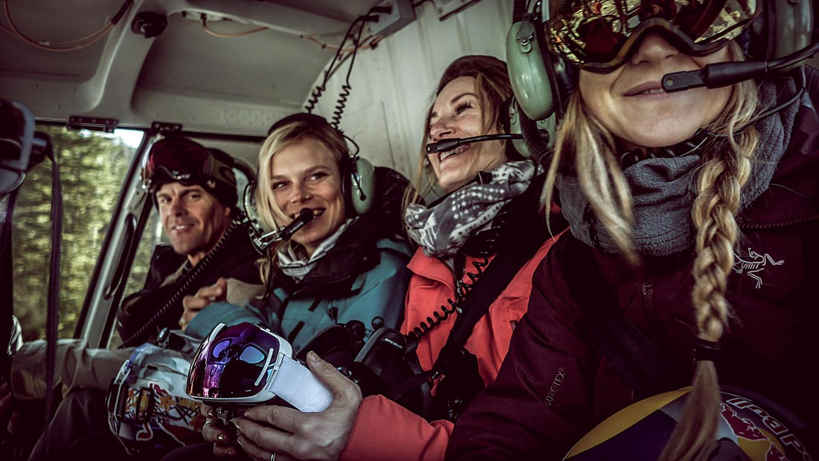 All In: Alaska Heli Skiing