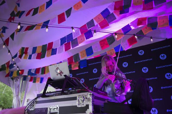 Mountainfilm: 40th Bash with Kat V