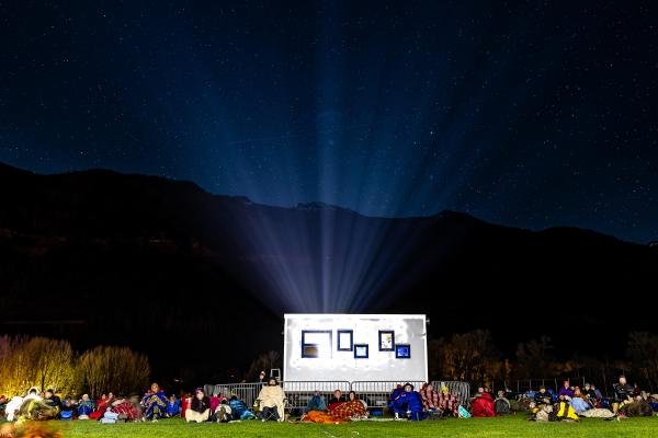 Mountainfilm: Base Camp Outdoor Theater