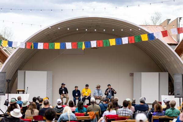 Mountainfilm: The Power of Snow Panel