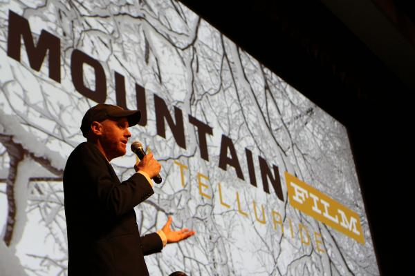 Andrew Hinton - Tashi and the Monk - Telluride Mountainfilm