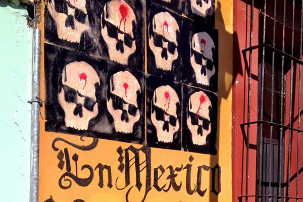 In Mexico, Every Day Is The Day of the Dead