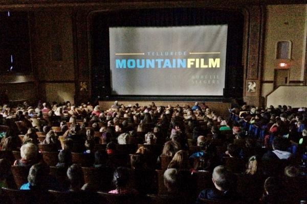 Mountainfilm for Students - Laramie 2015