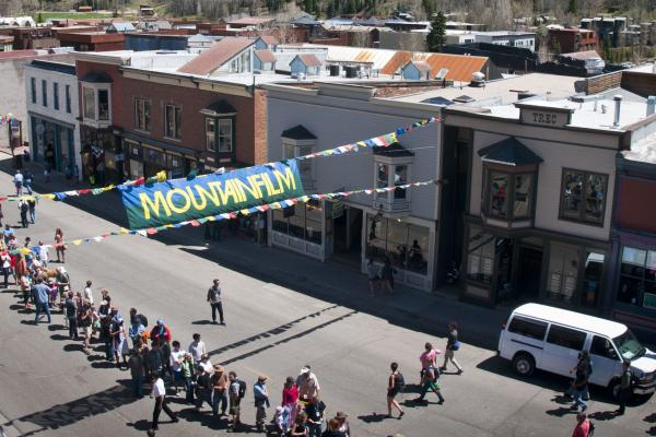 2011 Mountainfilm Festival