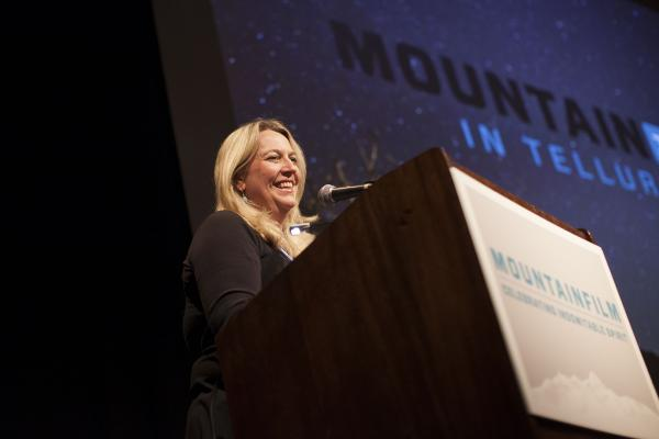 Cheryl Strayed - Moving Mountains Symposium