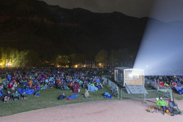 Base Camp Outdoor Theater