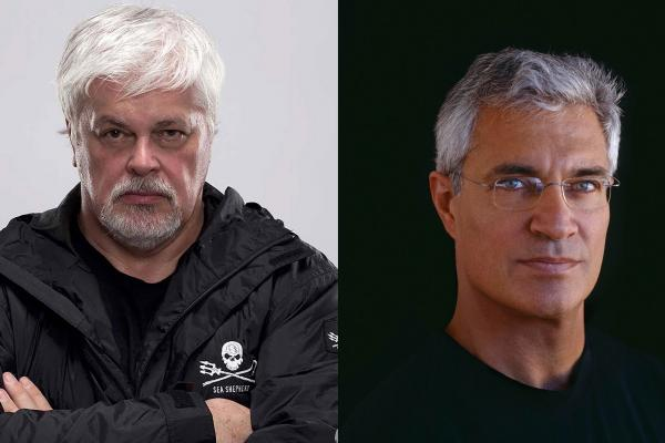 Our Vulnerable Oceans: Paul Watson & Louie Psihoyos