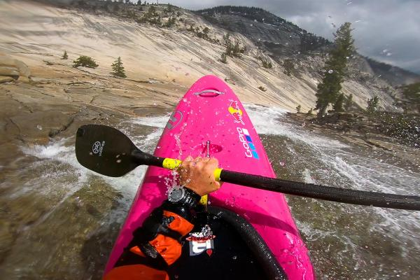 Tenaya Creek Kayak Run