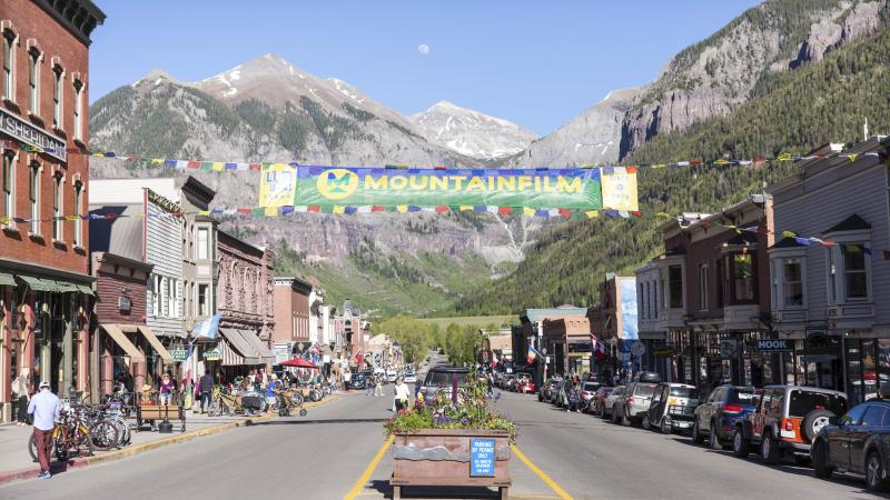 Mountainfilm Goes Virtual, Releases $75 Passes