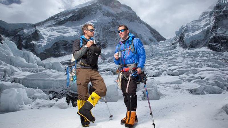 Everest Season: Friends of Mountainfilm Push for the Summit