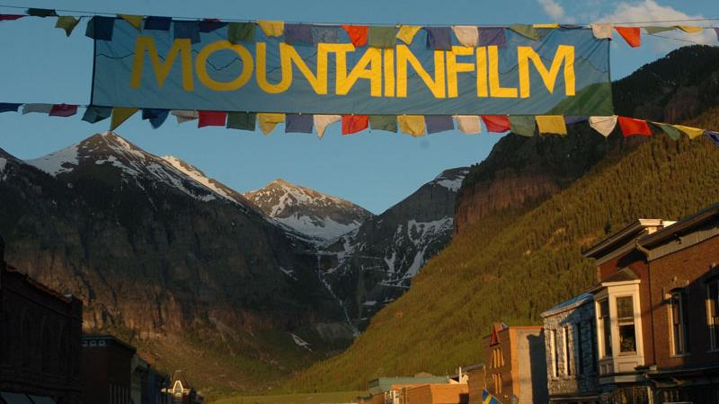 For Locals By Locals at Mountainfilm
