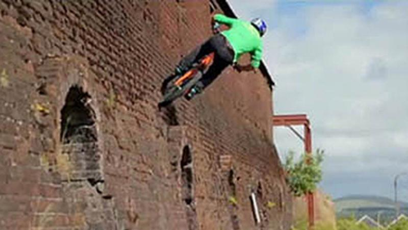 "To Watch: Danny Macaskill's ""Industrial Revolutions"""