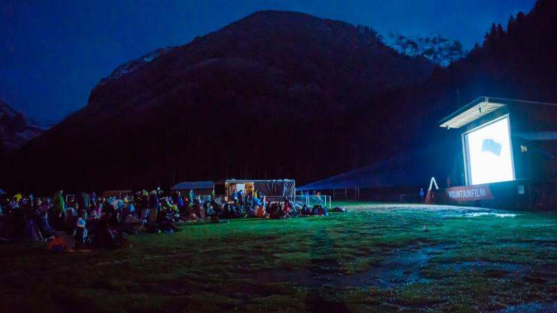 Mountainfilm Named One of MovieMaker's 25 Coolest Film Festivals