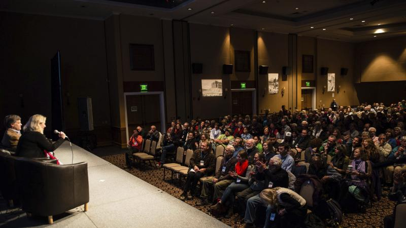 Mountainfilm Announces Symposium 2018 Lineup