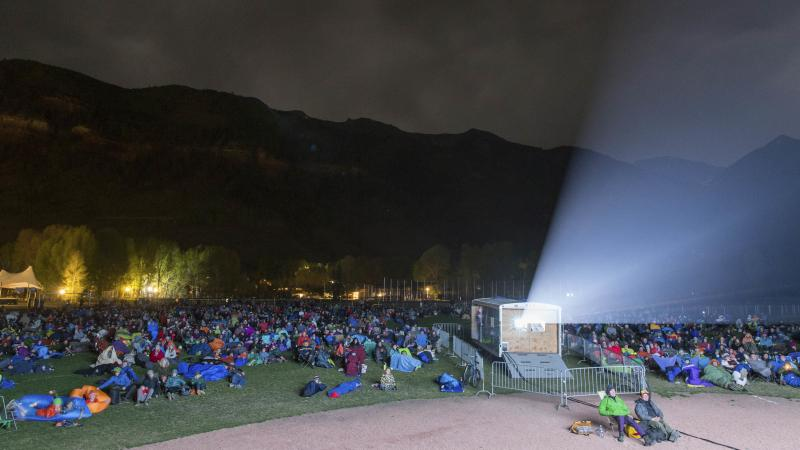 Mountainfilm nixes capacity restrictions at free outdoor venues, adds more seating thanks to new public health orders