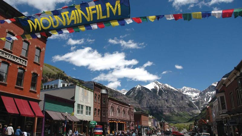 Official Notification: Prepare to Mountainfilm