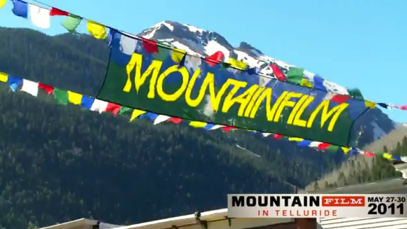A Look at Mountainfilm From First Ascent