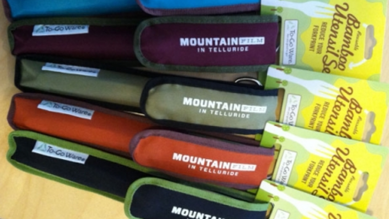 Going Green: Saying No to Disposable at Mountainfilm 2011