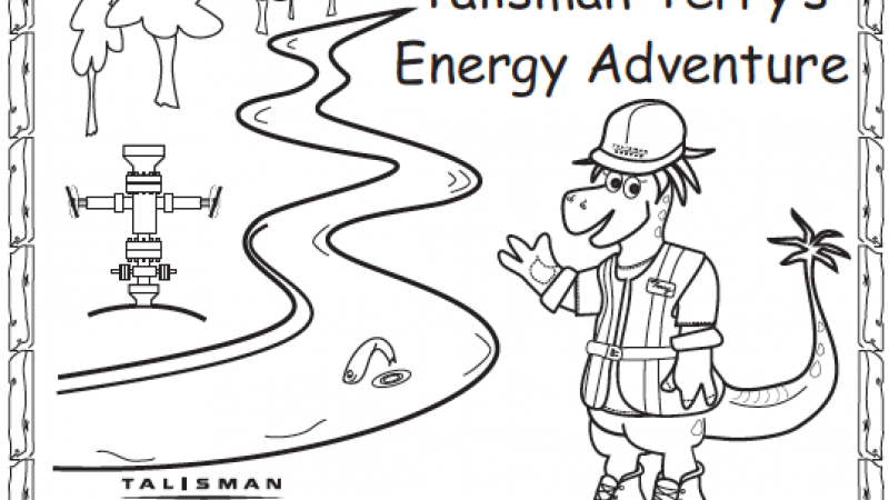 Gas Driller Halts Distribution of Coloring Book Aimed at US Kids, Colbert Takes on Fracking