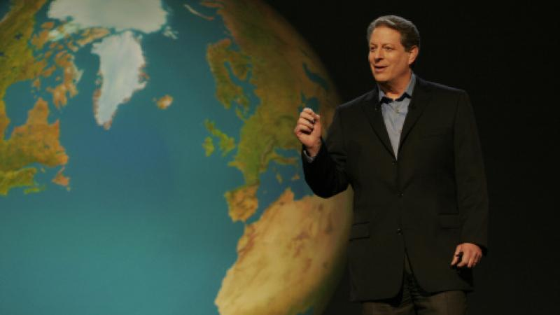 Al Gore on the Climate of Denial