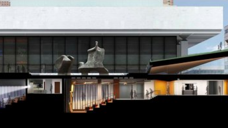 Film Society of Lincoln Center in New York City Gets Renovation