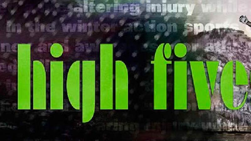 High Fives Foundation: Behind the Scenes