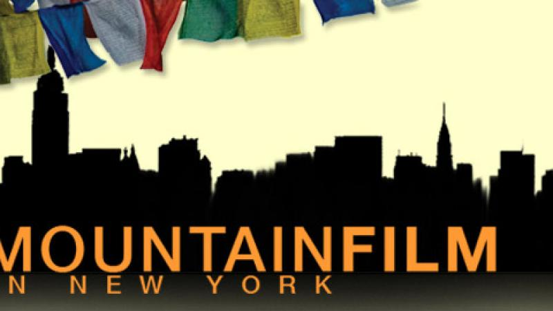 Lineup Announced for Mountainfilm in New York