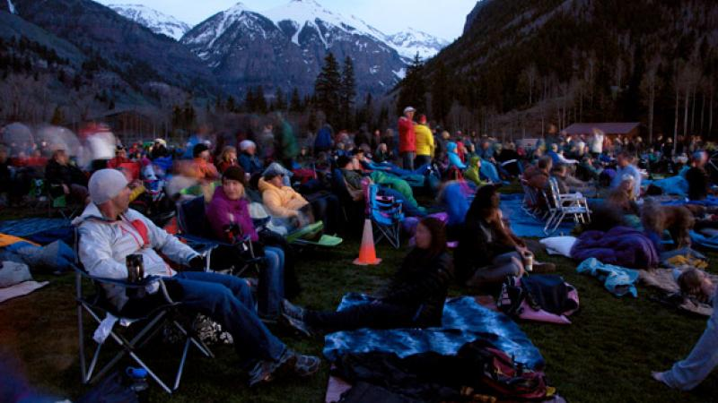 Base Camp: Free Outdoor Screenings