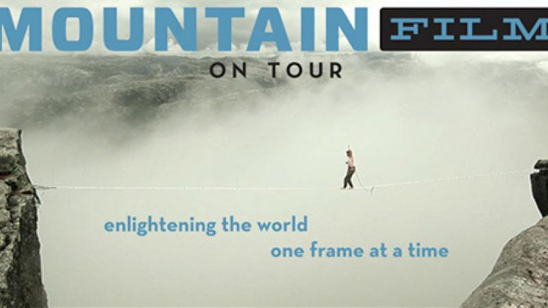 Mountainfilm in the Bay Area
