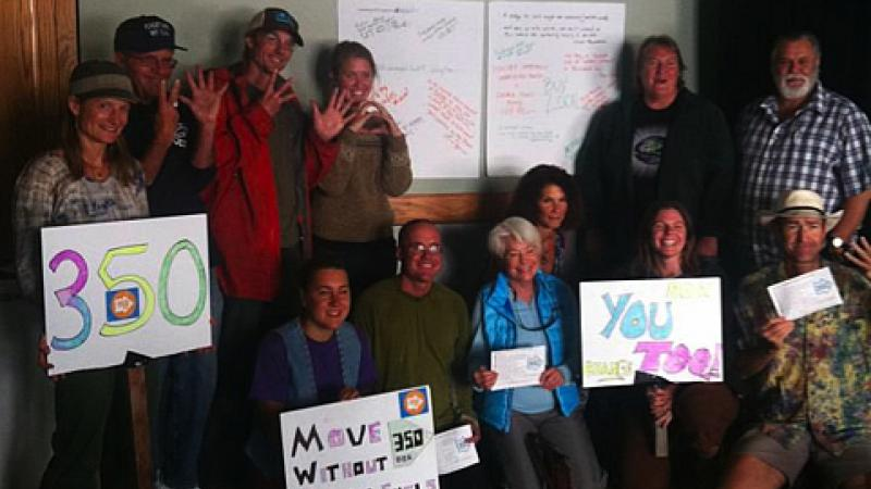 Telluride Celebrates The Third Year of Bill McKibben's Moving Planet Extravaganza