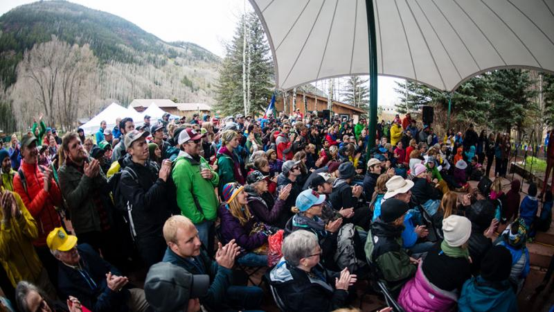 Telluride Mountainfilm Announces 2015 Festival Awards