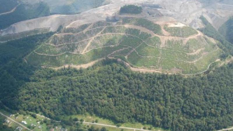 Mountaintop Removal Stops Here