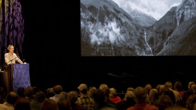 Mountainfilm in Telluride Announces Full Roster of Symposium Speakers