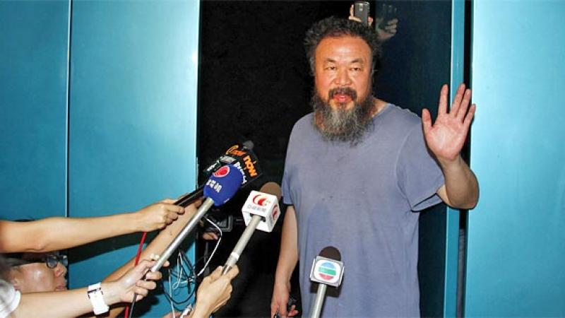 Chinese Artist Ai Weiwei Released From Custody
