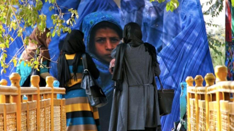 Photography's Voice: Mountain2Mountain in the Streets of Afghanistan
