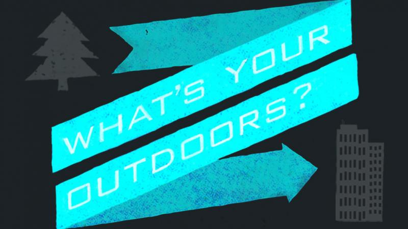 """Enter JanSport's """"What's Your Outdoors?"""" Contest"""