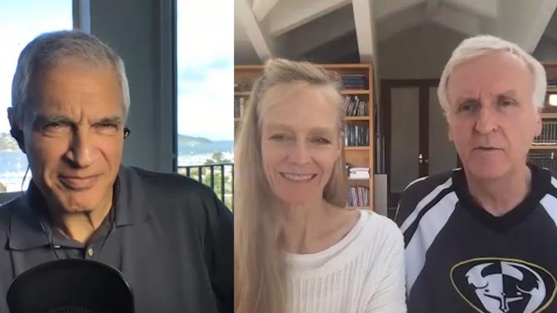James & Suzy Amis Cameron — One Meal a Day: Taking a Bite Out of Climate Change