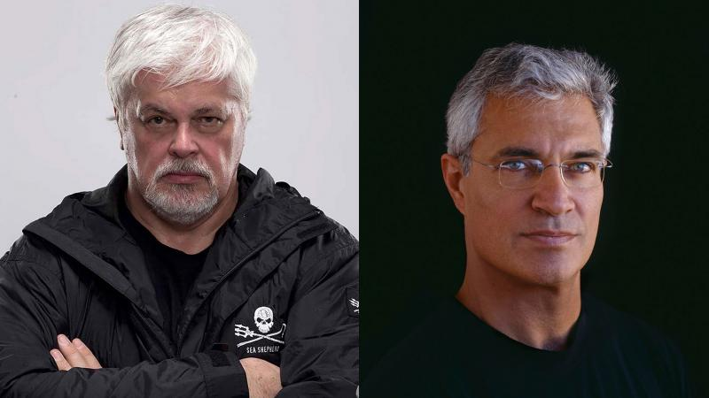 Paul Watson & Louie Psihoyos — Our Vulnerable Oceans