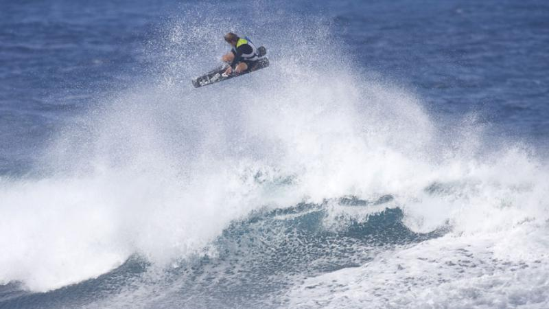 Hawaii Wave Ski